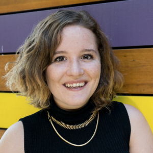 Photo of Erin O'Brien, Culture Developer  at Gram Games